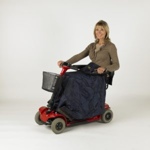 AB-PR34001 Splash scooter leg cape