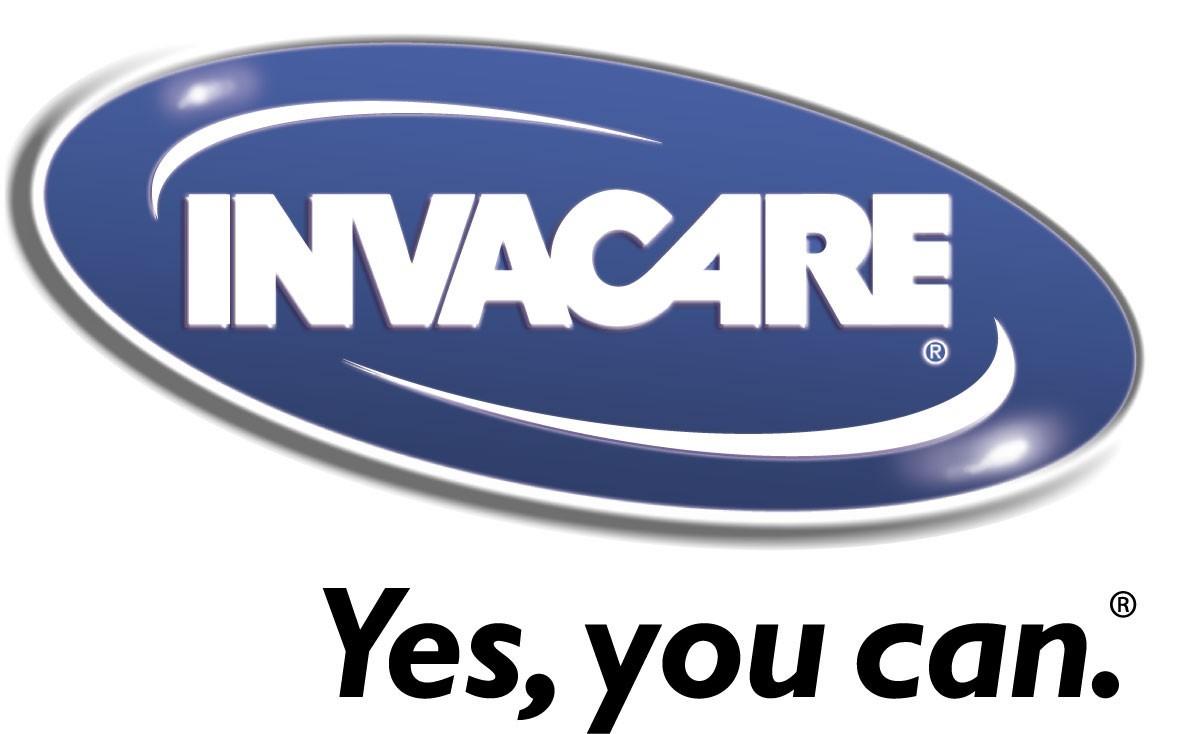 Logo Invacare groot